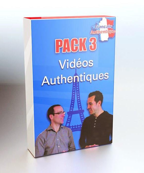 pack 3 gratuit