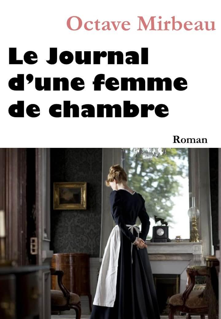 Roman: Le Journal d'une femme de chambre PDF Octave Mirbeau