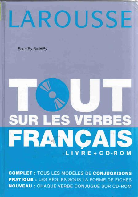 Tout sur les Verbes Francais PDF Gratuit 1