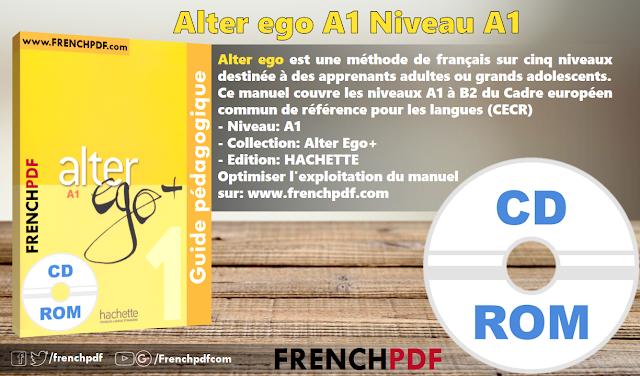 Télécharger Alter ego A1 pdf + CD audio et les corrigés d'activités gratuitement 2