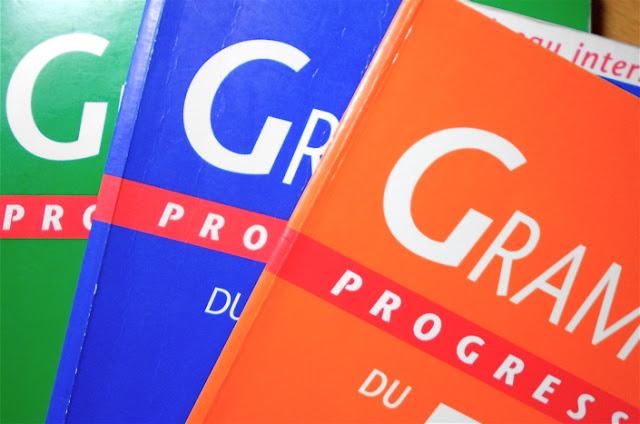 Infographie : Grammaire progressive en image et pdf 1