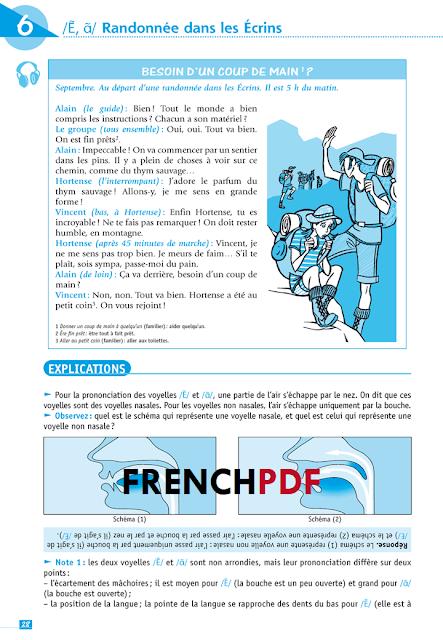 Phonétique en dialogues, Niveau débutant pdf + CD audio 3