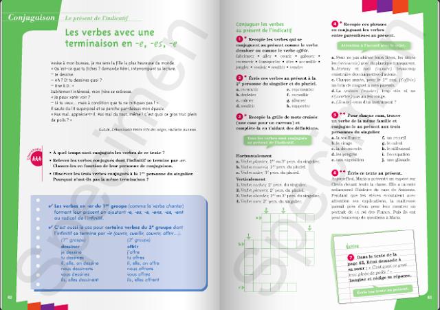 Outils Pour Le Francais Cm1 Livre En Ligne
