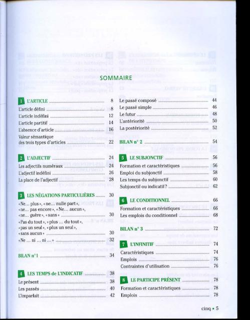 Grammaire progressive du français Niveau Avancé pdf 2