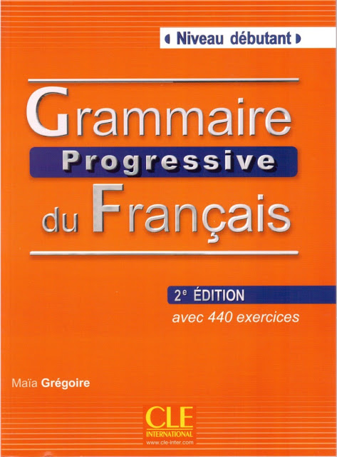 Grammaire progressive du français, Niveau débutant pdf 1