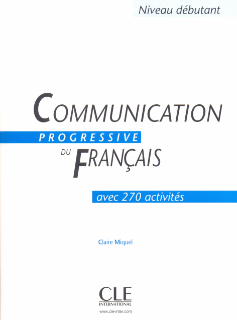 communication progressive du francais pdf