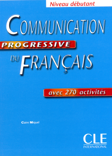 communication progressive du francais niveau d u00e9butant pdf