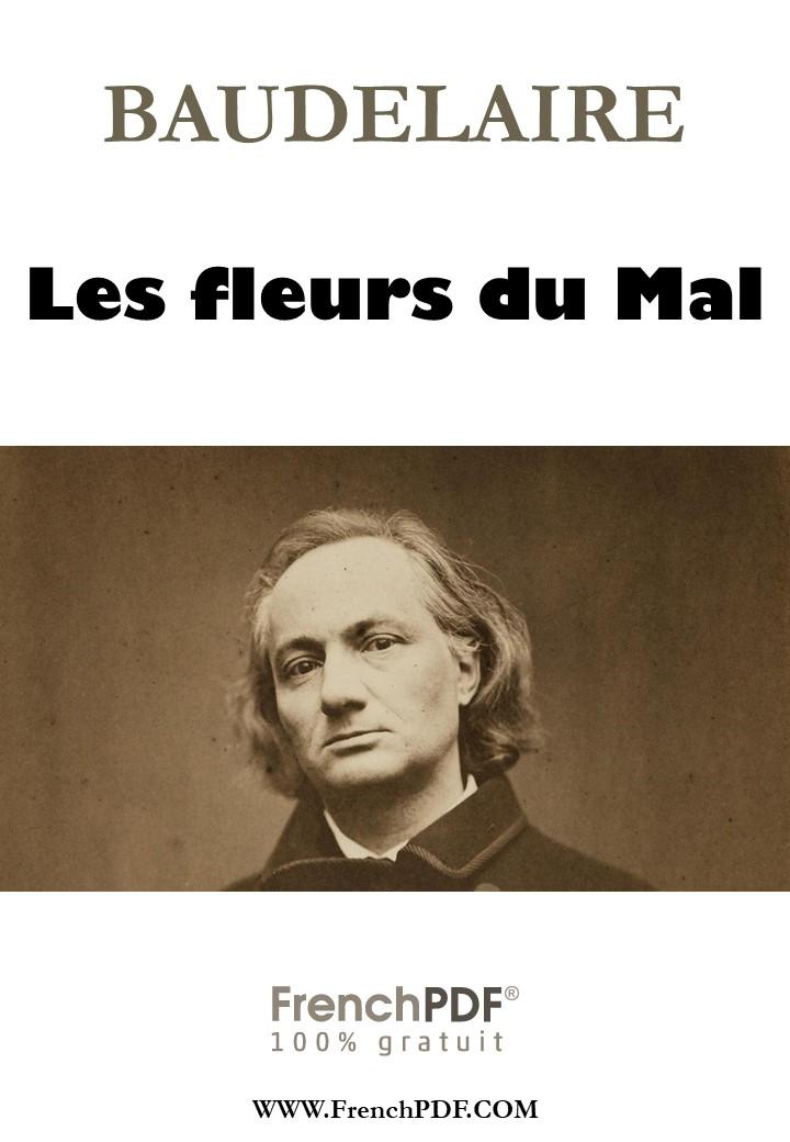 Les Fleurs du mal PDF de Charles Baudelaire