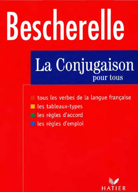 Bescherelle La conjugaison pour tous en PDF gratuitement 2