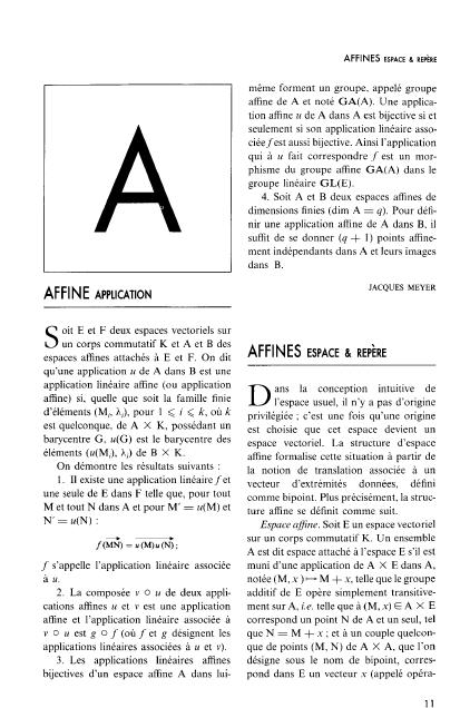 Dictionnaire des mathématiques algèbre, analyse, géométrie 1