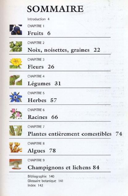La nature comestible en pdf par Ian Burrows 2
