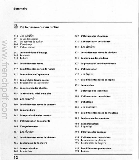 Livre : L'Encyclopédie faites tout vous-même en PDF 8