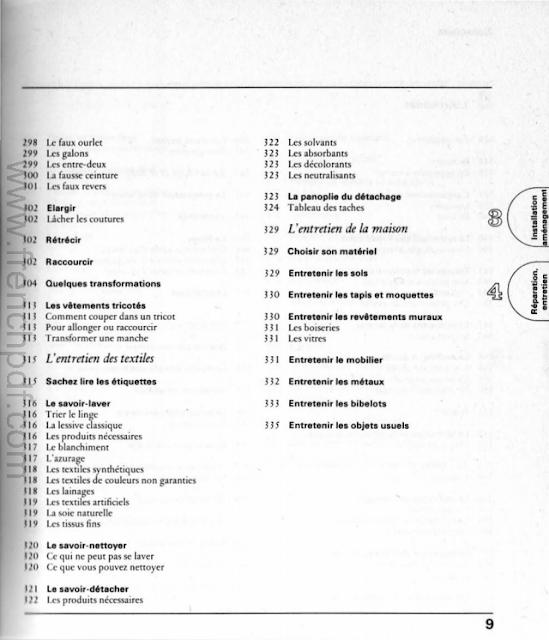 Livre : L'Encyclopédie faites tout vous-même en PDF 5