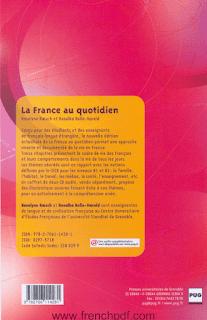 La France au quotidien en pdf à télécharger gratuitement 5