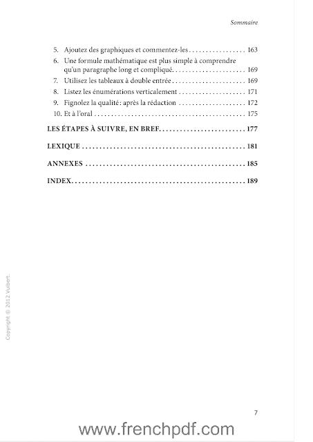 Optimisez vos écrits professionnels pdf Rédigez mieux pour être lu et compris 3