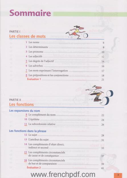 La grammaire par les exercices pdf gratuit 3
