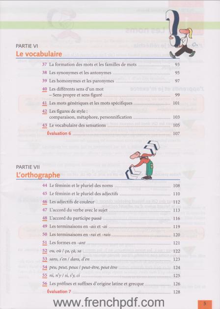 La grammaire par les exercices pdf gratuit 5