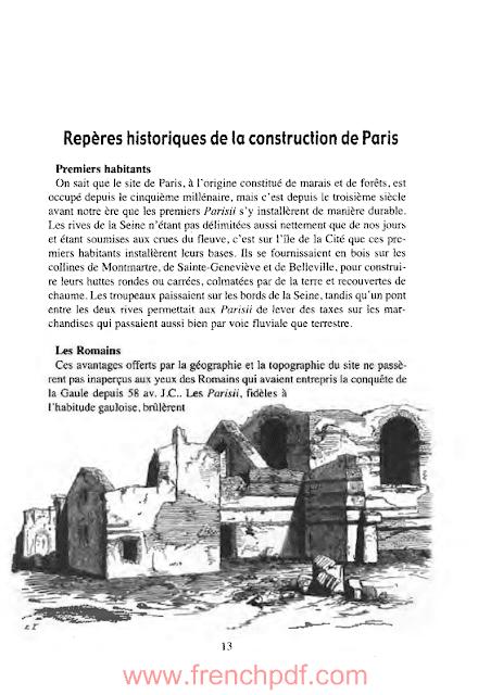 Dictionnaire des monuments de Paris en PDF 1