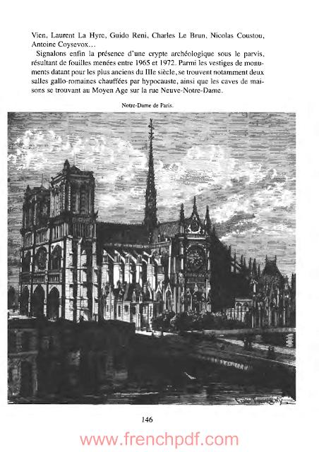 Dictionnaire des monuments de Paris en PDF 2