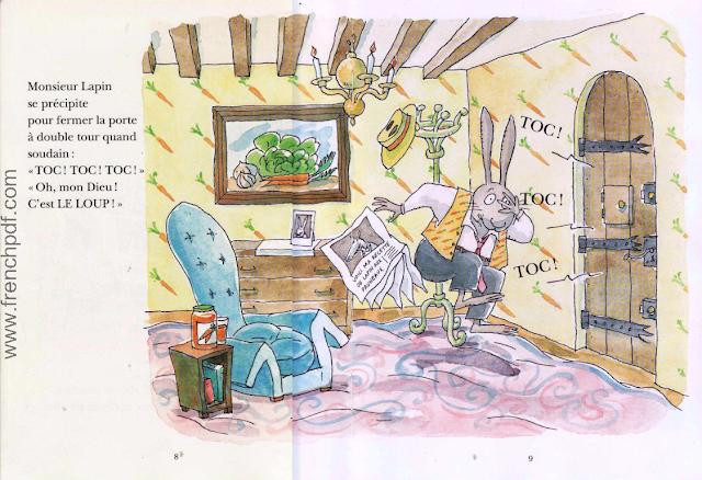 Le loup est revenu - Une belle conte pour enfants 4
