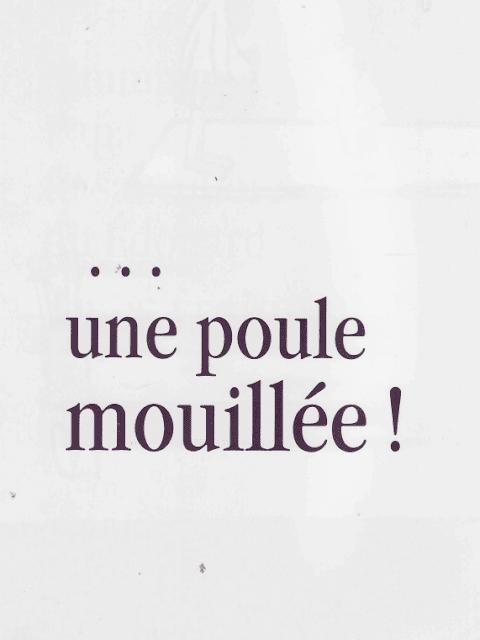 Conte pour enfant: Poule Mouillée par Emile Jadoul 22
