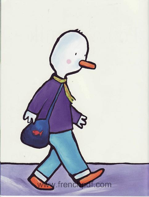 Conte pour enfant: Poule Mouillée par Emile Jadoul 2