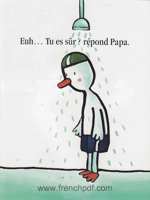 Conte pour enfant: Poule Mouillée par Emile Jadoul 5