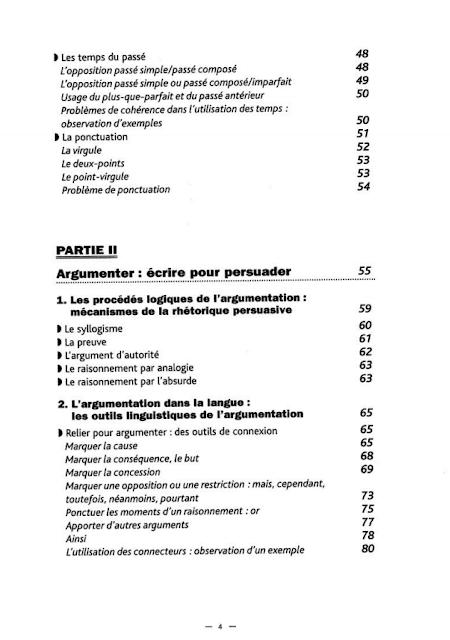 Savoir Rédiger pdf livre gratuit pour maîtriser les thechniques d'écriture 3