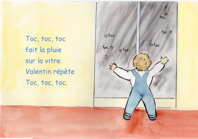 Vive la pluie - Petite conte pour les enfants 4