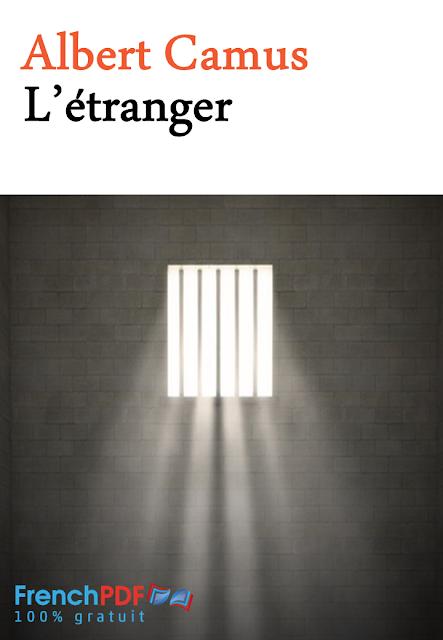 L'Etranger PDF par Albert Camus