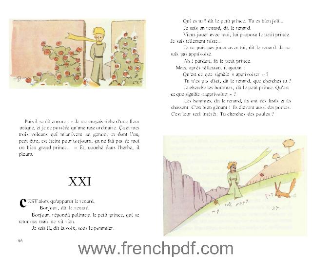 Le petit Prince PDF d'Antoine de Saint-Exupéry 3