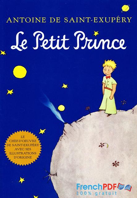 Le Petit Prince Pdf D Antoine De Saint Exupery