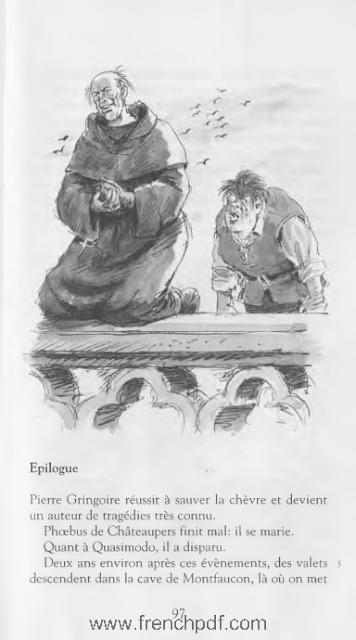 Notre-Dame de Paris PDF de Victor Hugo+ Résumé 4
