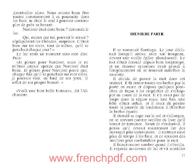 L'Alchimiste en PDF de Paulo Coelho à télécharger 4