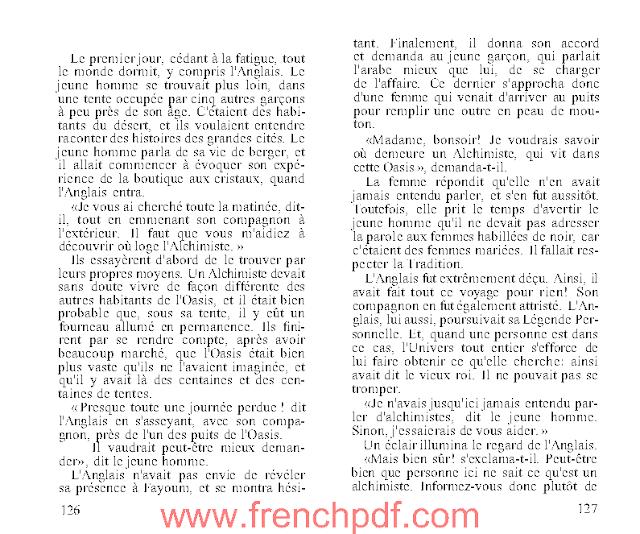 L'Alchimiste en PDF de Paulo Coelho à télécharger 5
