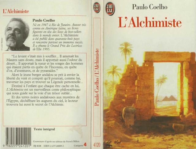 L'Alchimiste en PDF de Paulo Coelho à télécharger 3