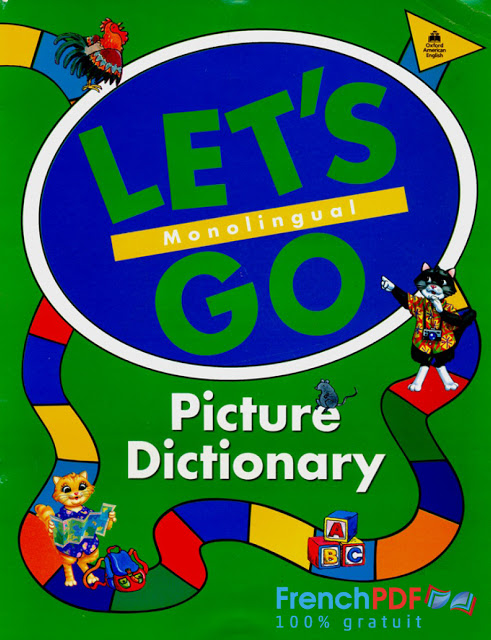 Let's Go Picture Dicitonary Monolingual PDF