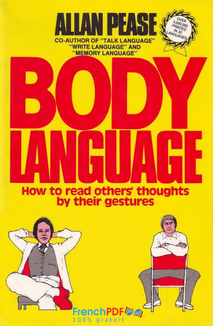 Body Language: How to Read Other' Thoughts by their Gestures pdf Gratuit 1