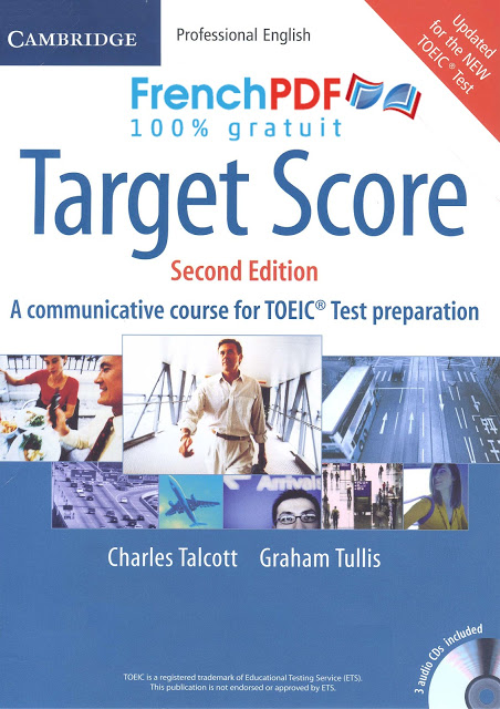 Cambridge Target Score for TOEIC ( 3 PDF books + 3 CDs) 1
