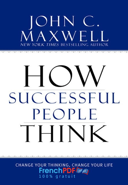 How successful People think PDF by John C. Maxwell