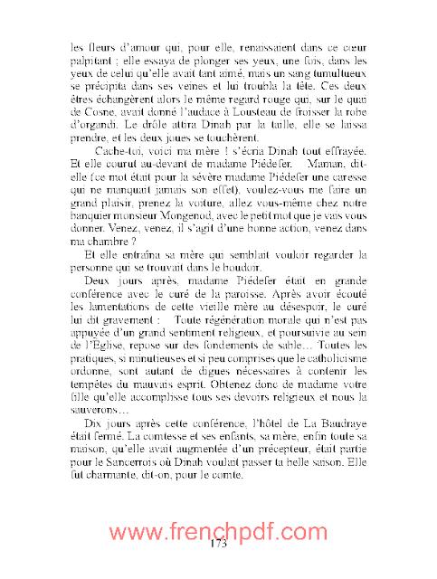 La Muse du Département PDF d'Honoré de Balzac 3