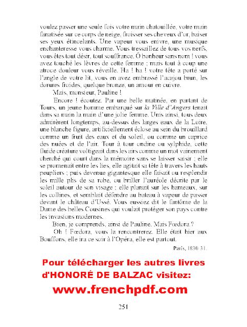 La Peau de Chagrin PDF par Honoré de Balzac 3