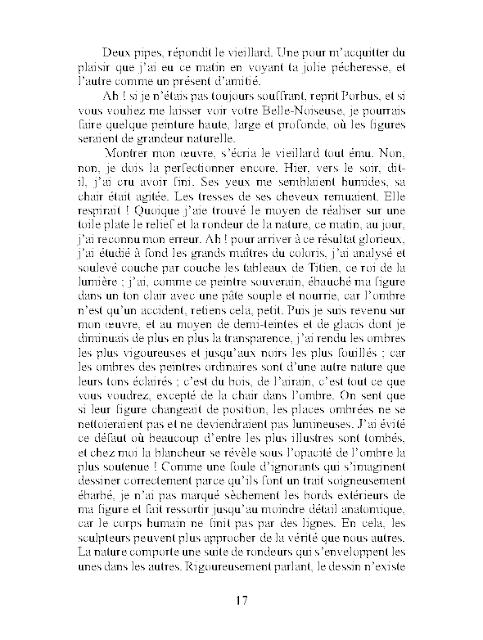 Le chef d'œuvre inconnu pdf Honoré de Balzac 3
