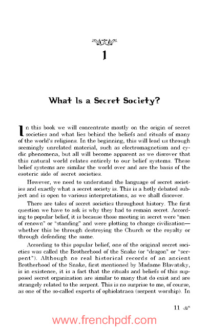 Secret Societies : Gardiner's Forbidden Knowledge PDF for Free 2