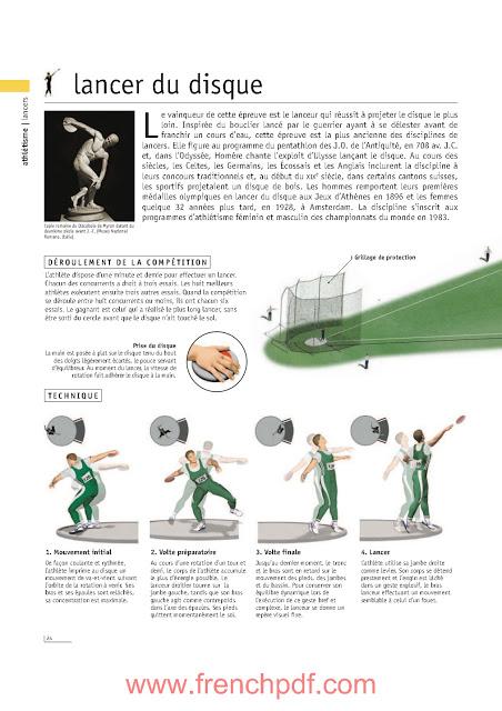 L'Encyclopédie Visuelle Des Sports en PDF gratuit 4
