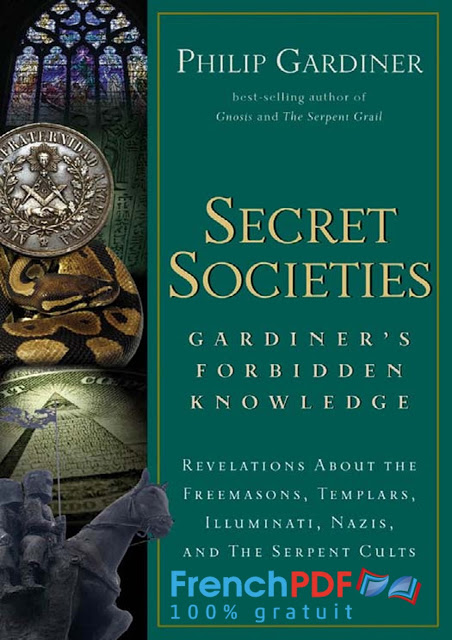 Secret Societies : Gardiner's Forbidden Knowledge PDF for Free 1