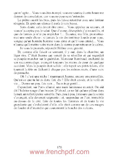 Une page d'amour en pdf gratuit d'Emile Zola 3