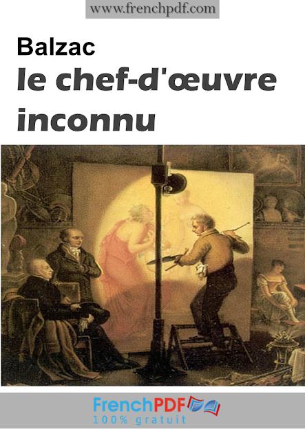 Le chef d'œuvre inconnu pdf Honoré de Balzac 1