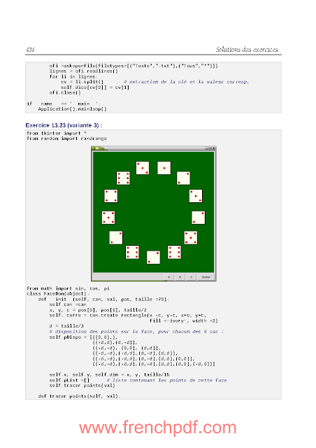 Apprendre à programmer avec Python 3 en PDF gratuitement 3