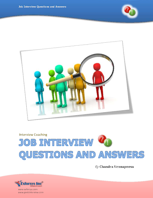 Job interview Questions and Answers Online Book in PDF 1